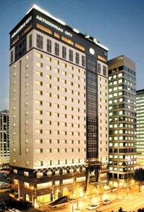 韩国artnouveaucity酒店