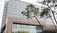 韩国三井酒店