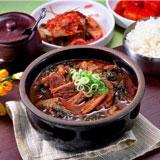 韩国土豆排骨汤