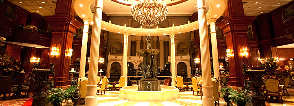 首尔imperial palace酒店